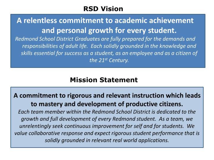 RSD Vision