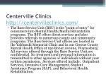 centerville clinics http centervilleclinics com