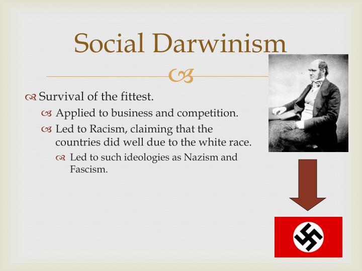 Social Darwinism