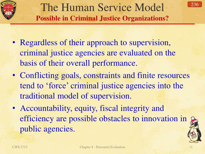 The Human Service Model