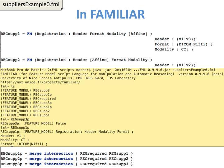 suppliersExample0.fml
