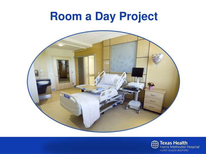Room a Day Project