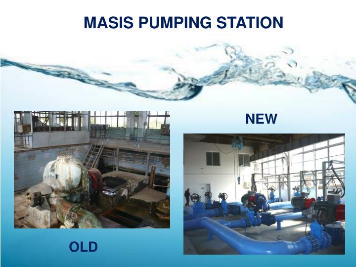 MASIS PUMPING STATION
