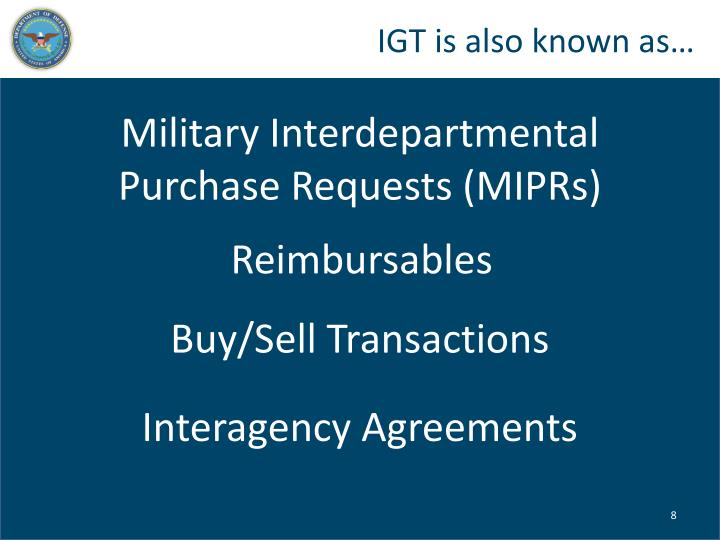 IGT is also known as…