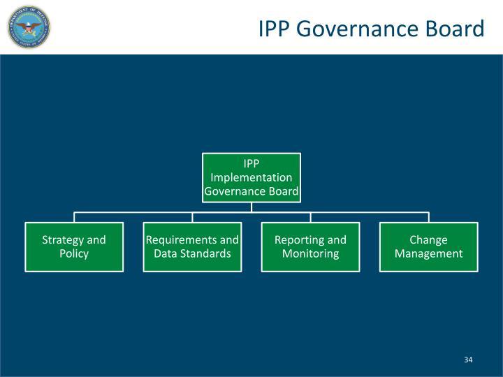 IPP Governance Board