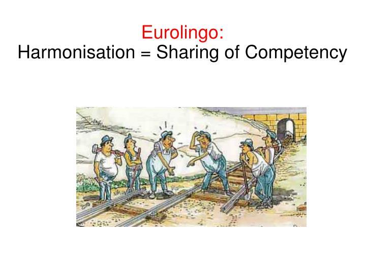 Eurolingo:
