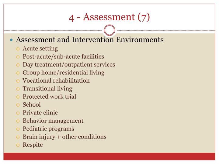 4 - Assessment (7)