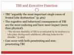 tbi and executive function1