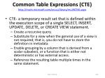 common table expressions cte http msdn microsoft com en us library ms190766 aspx