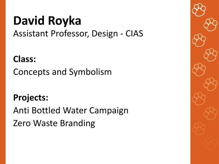 David Royka