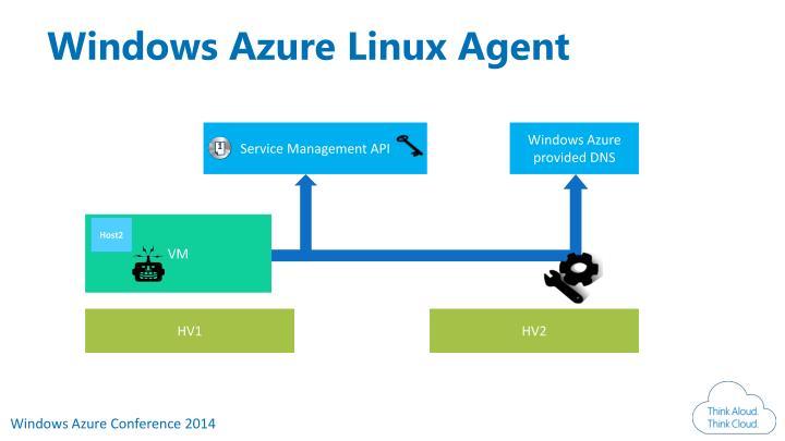 Windows Azure Linux Agent