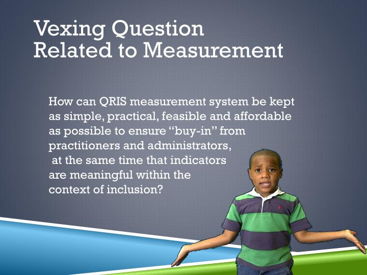 Vexing Question