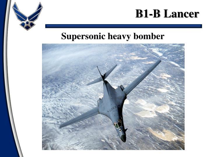 B1-B Lancer