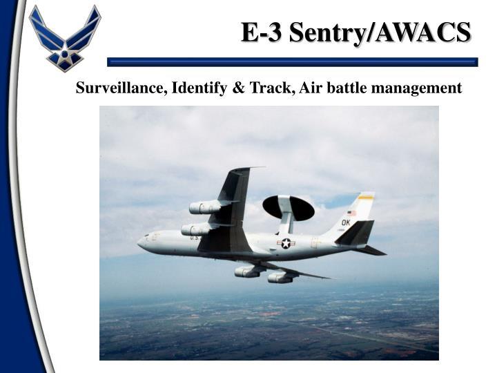 E-3 Sentry/AWACS