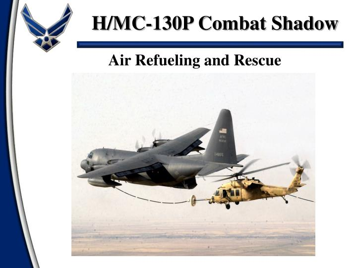 H/MC-130P Combat Shadow