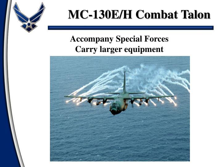 MC-130E/H Combat Talon
