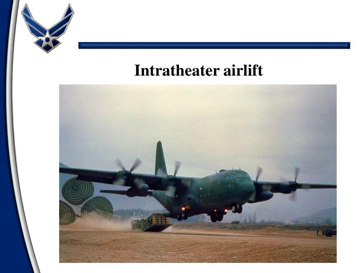 Intratheater
