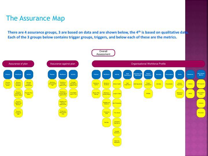 The Assurance Map