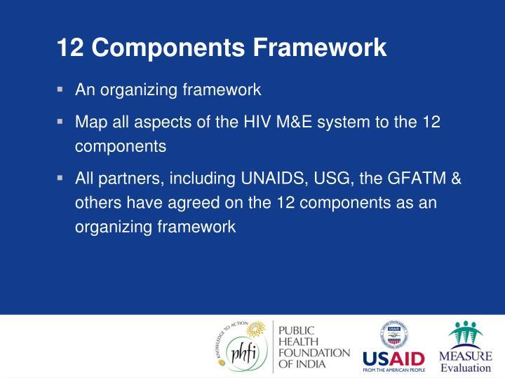 12 Components Framework