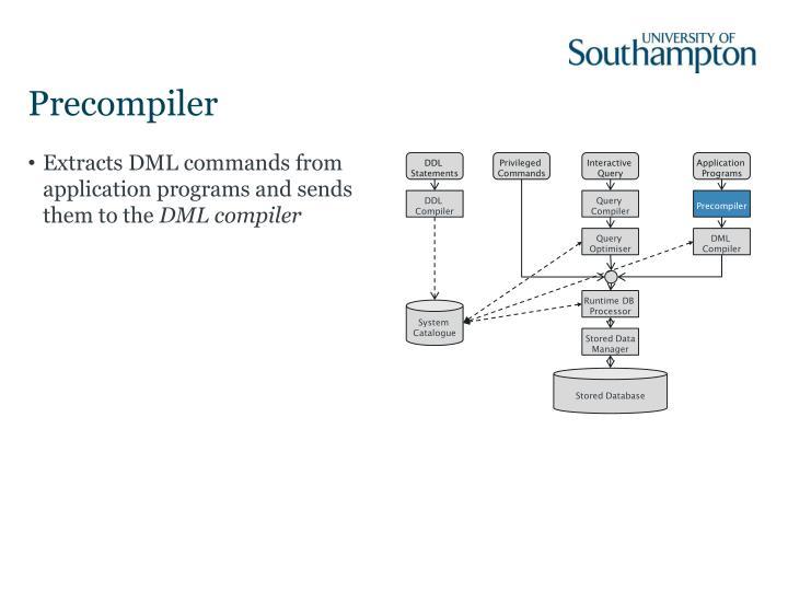 Precompiler