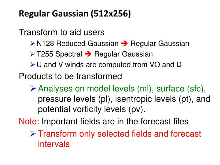 Regular Gaussian (512x256)