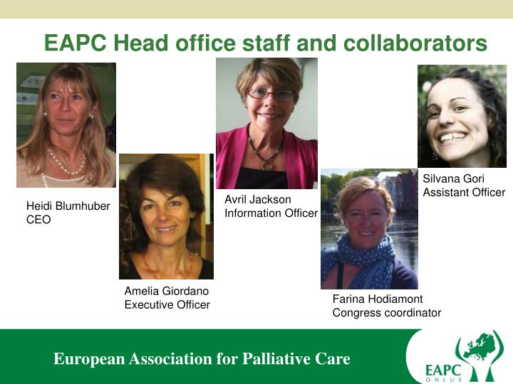 EAPC Head