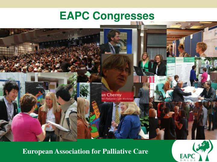 EAPC Congresses