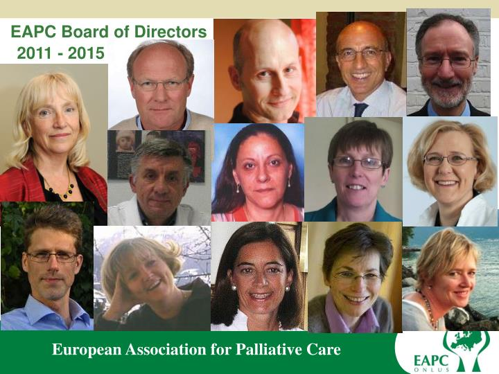 EAPC Board of Directors