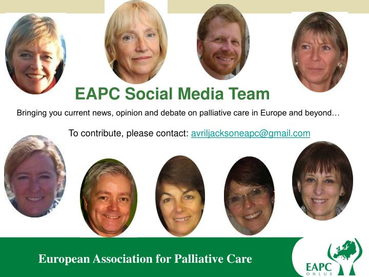 EAPC Social Media