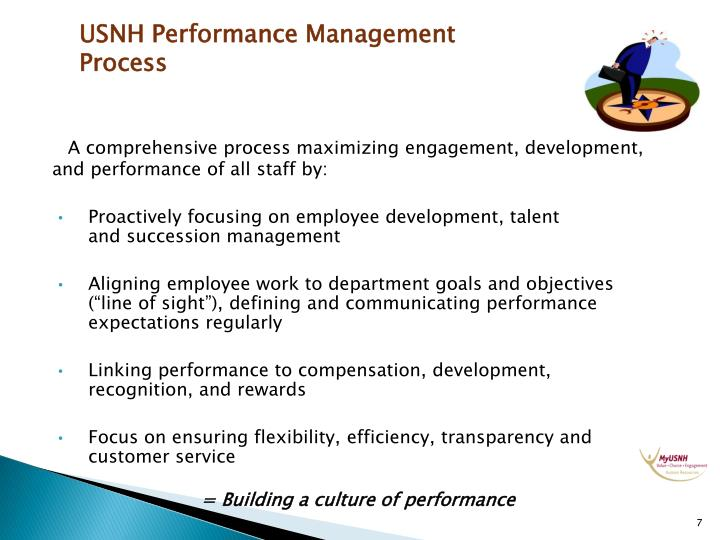 USNH Performance Management Process