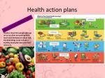 health action plans