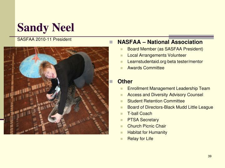 Sandy Neel