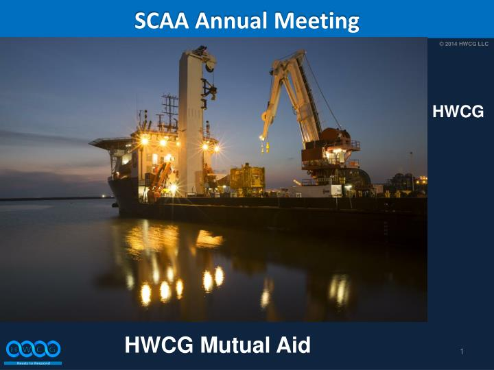 Scaa annual meeting