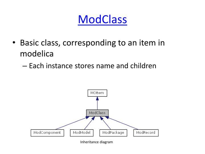 ModClass