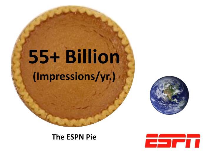 55+ Billion