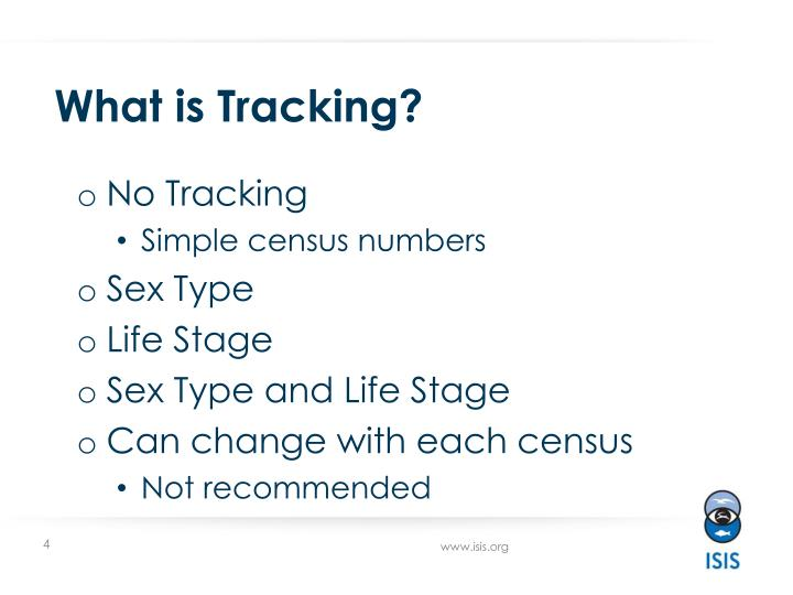 What is Tracking?