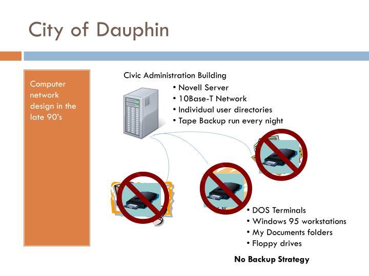 City of Dauphin