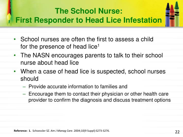 The School Nurse: