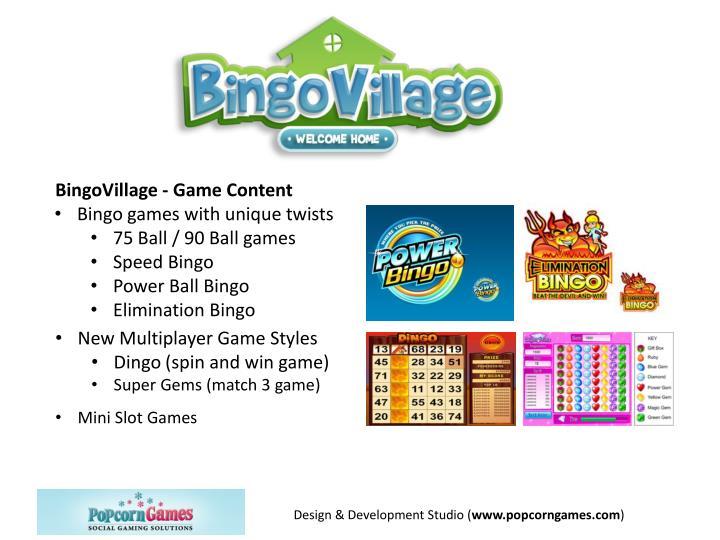 BingoVillage