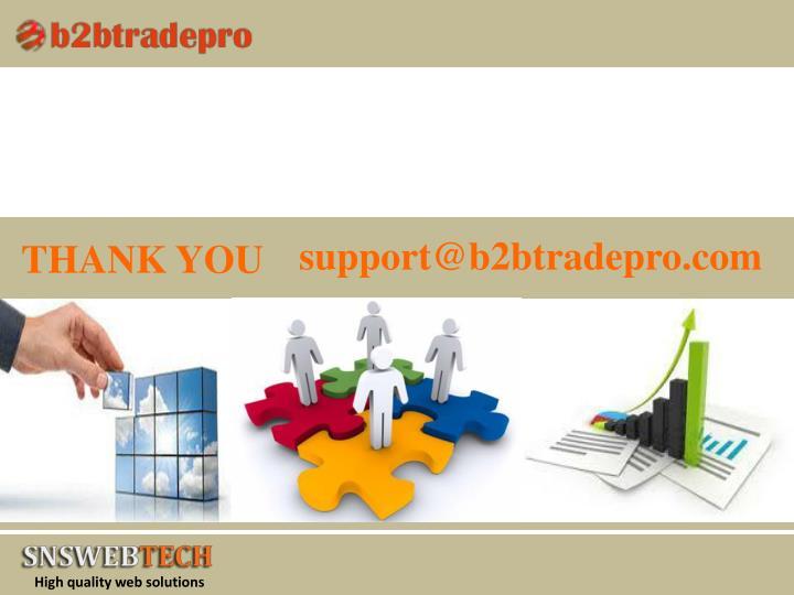 support@b2btrading.net
