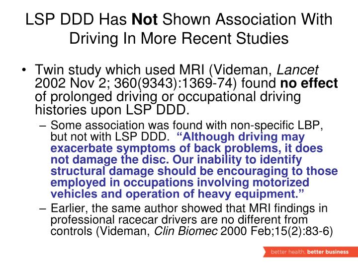 LSP DDD Has