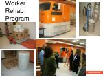 worker rehab program