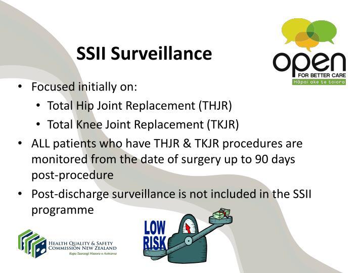 SSII Surveillance