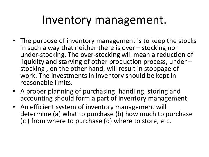 the purpose of a record inventory Chapter 9 records management what is the purpose of records management 1 to implement a cost-effective department-wide program that provides for.