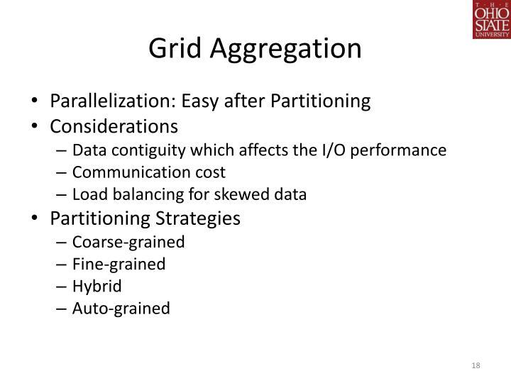 Grid Aggregation