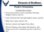 elements of resiliency10