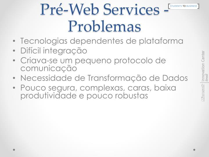 Pré-Web