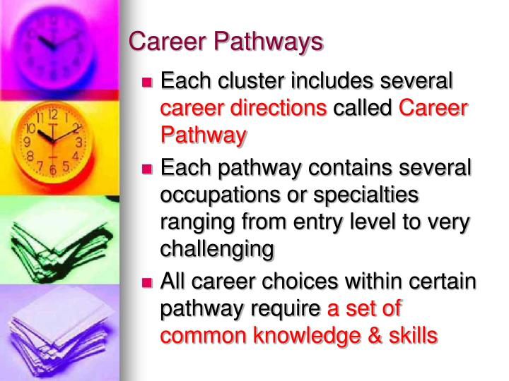 Career Pathways