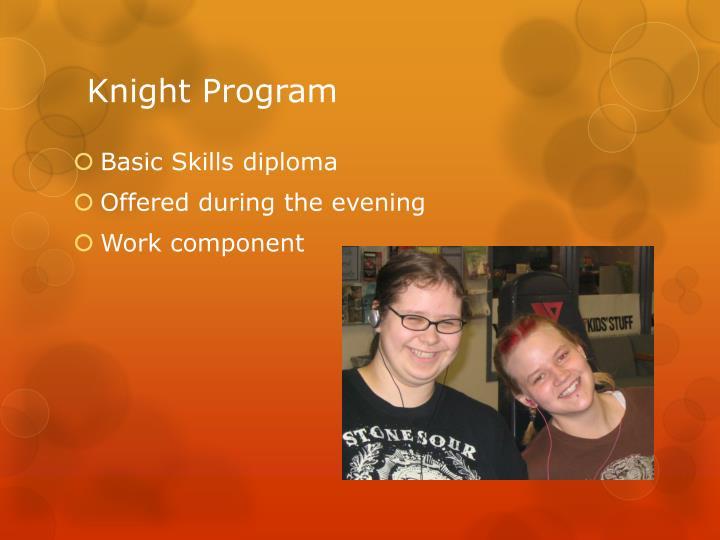 Knight Program