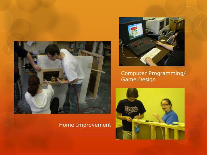 Computer Programming/